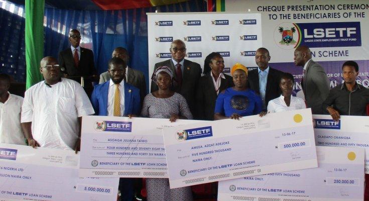 Lagos State Employment Trust Fund (LSETF)
