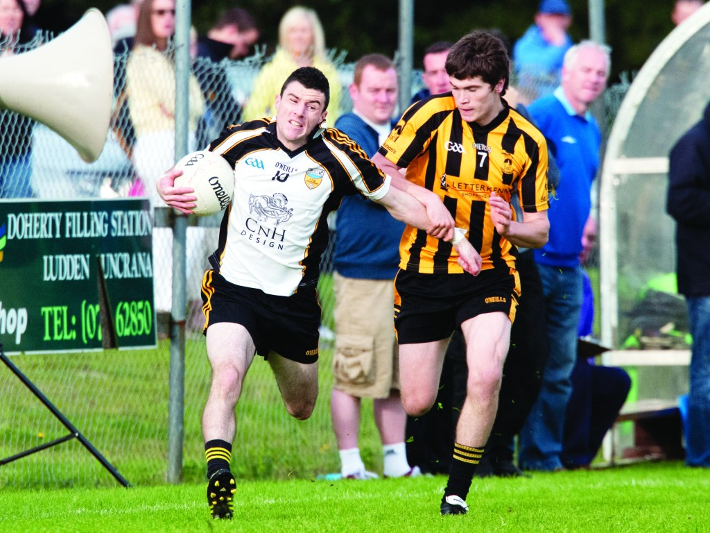 After beating St. Eunan's, Malin now have the task of Killybegs on Sunday.