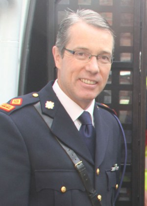 Supt. Andrew Archbold is leaving Buncrana after just three months in charge.