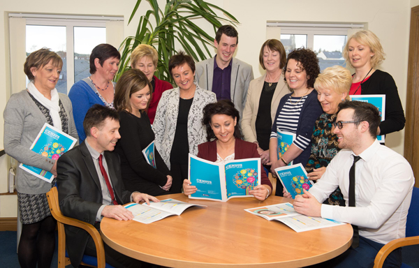 Donegal County Childcare Committee Sensus Launch. Pic Clive Wasson