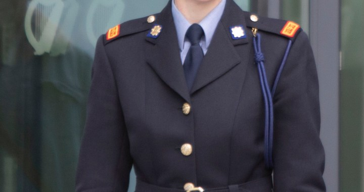 Supt Goretti Sheridan is looking forward to the challenge of policing Inishowen