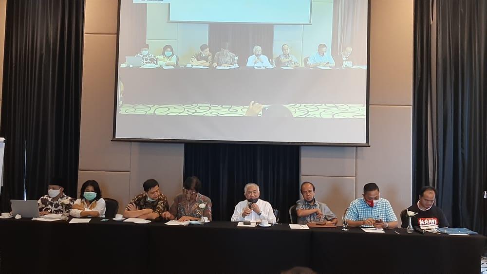 konferensi pers KAMI