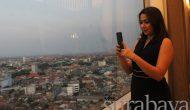 Permalink ke Nikmati Keindahan Sunset di Kota Surabaya dari Ketinggian Lantai 25 Chairman Suite