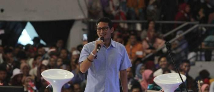 Hadir di Surabaya YES, Sandiaga Uno: Anak Muda Jangan Takut Jadi Pengusaha