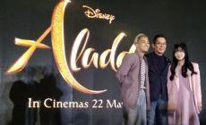 Permalink ke Dipercaya Disney Indonesia Membawakan Lagu ' A Whole New World', Begini Komentar Isyana dan Gamaliel