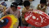 Permalink ke Peringati Hari Kemerdekaan, Murid-Murid Little Sun School Ikuti Lomba Hias Payung di Lenmarc Mall