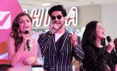 Permalink ke Sukses Menarik Perhatian Pemirsa ANTV, Pendukung Serial India 'Silsila' Sapa Penggemarnya di Mall Ini