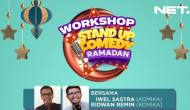 Permalink ke Jelang Festival Film Pendek dan Stand Up Comedy Ramadan, NET Gelar Workshop Virtual