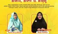 Permalink ke 'Beranda' #2: Kupas Tuntas Waris dan Waqaf Bareng Siska Yustina di Live IG @ini.surabaya