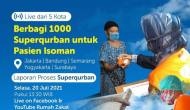 Permalink ke Gandeng Ruman Zakat, NET Berbagi 1000 Superqurban untuk Keluarga Isoman di 5 Kota