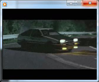 Initial D 2005年実写版映画プロモビデオ