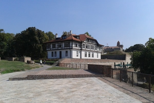 parc-kalemegdan-belgrade-city-break-en-serbie