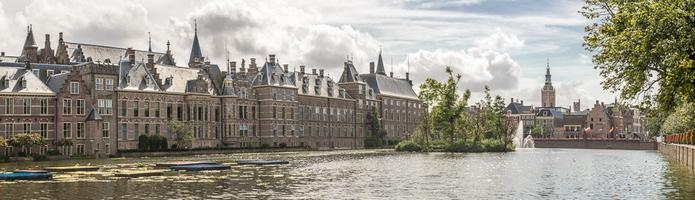 LRPdJ - Assemblage en panoramique et retouche d'une photo d'Amsterdam sur Lightroom Classic CC