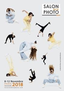 Affiche du salon de la photo 2018.