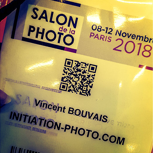 Illustration de l'article à propos de mon bilan sur le Salon de la Photo 2018 de Paris