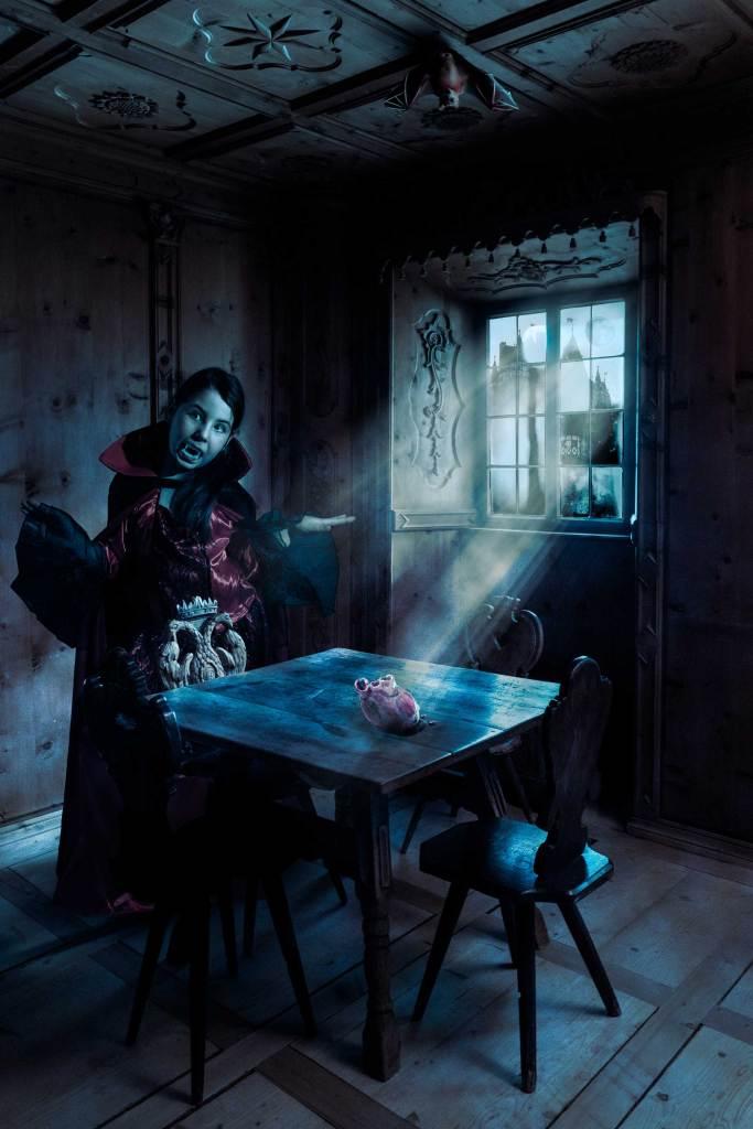 La vampire au cœur léger