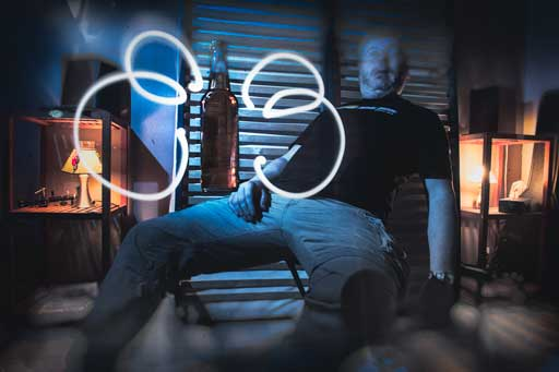 Illustration de l'article à propos du lightpainting