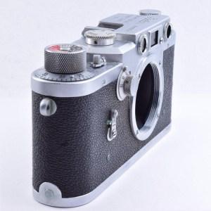 initiationphoto - monture M39 du Leica IIIb
