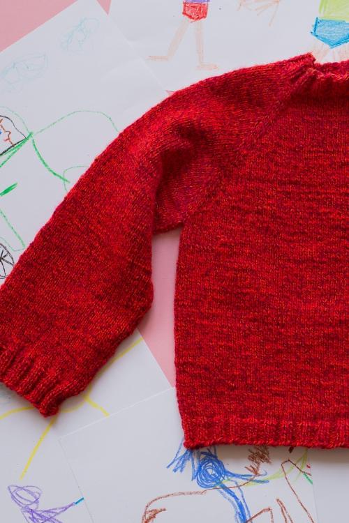 Kinderpulli  Initiative Handarbeit