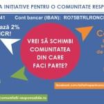 Campania 2% pentru AICR
