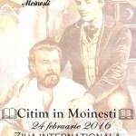 Ziua Internațională a Cititului cu Voce Tare 2016 la Moinești
