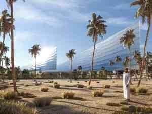 Saudi engineering consultancy office
