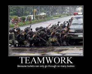 teamwork funny