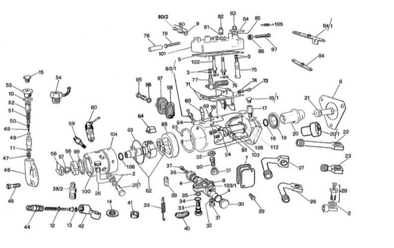 Ford Engine Parts Diagram Wiring Diagrams Instruction Html