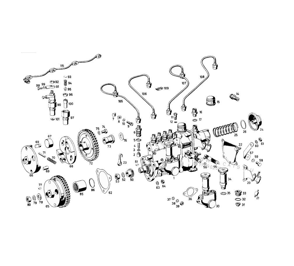 Bosch Diesel Pump Repair Manual