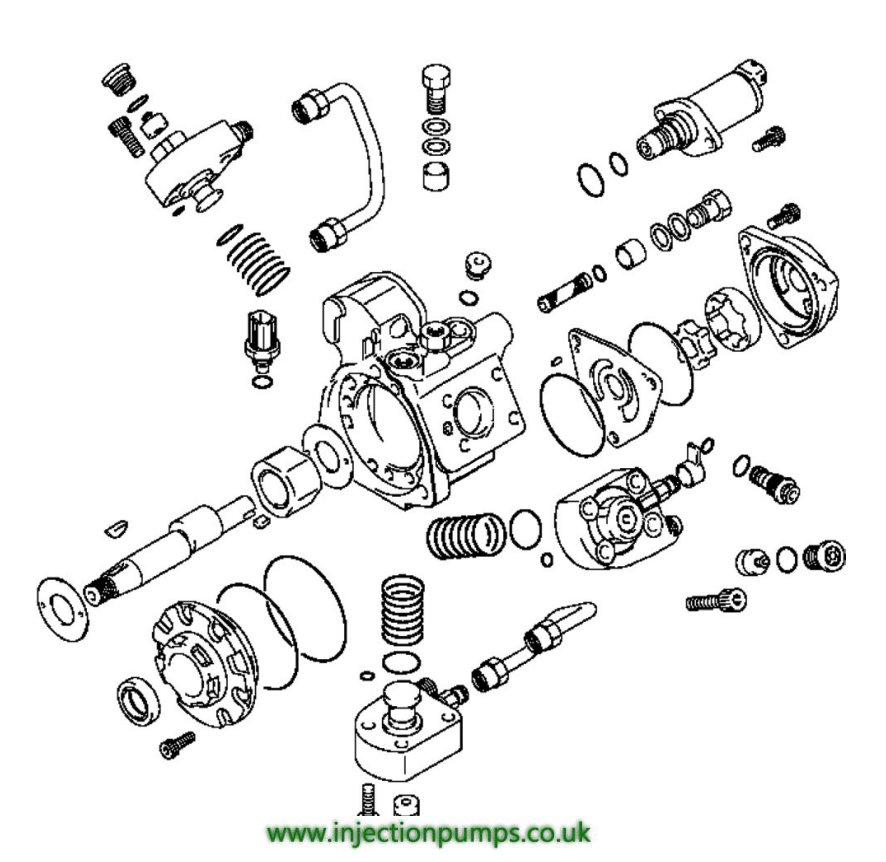 isuzu diesel pump wiring diagram