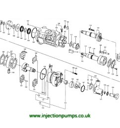 lucas delphi des dp200 fuel injection pump diaphragm lucas cav fuel injection pump diagram lucas cav [ 1180 x 920 Pixel ]