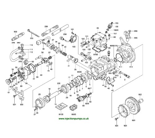 small resolution of vp44 fuel pump array exploded diagrams diesel injection pumps rh injectionpumps