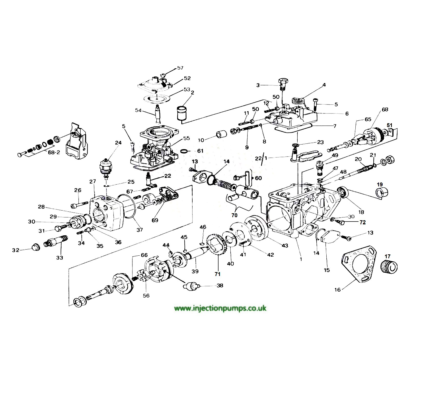 hight resolution of exploded diagrams diesel injection pumps bosch inline fuel pump diagram bosch fuel pump diagram