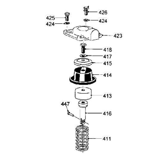 CAV Simms Minimec Maximec and Majormec fuel injection pump