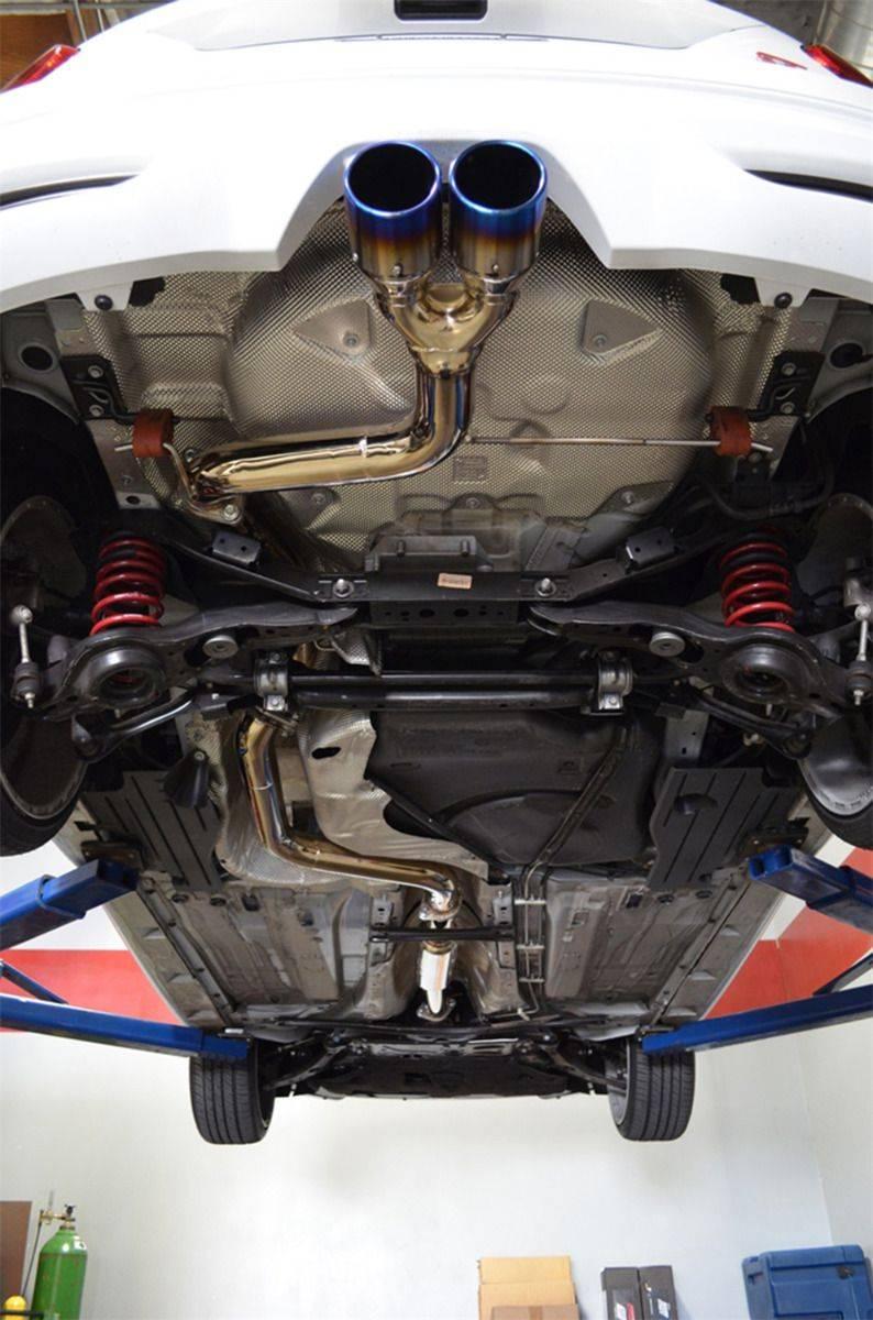 injen performance exhaust system