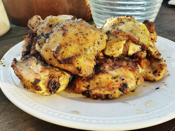 Marinated Greek Chicken