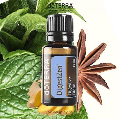Ulei esențial Digest Zen pentru digestie - 15ml