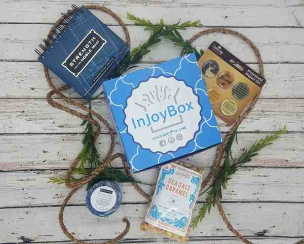 InJoyBox Mini with products