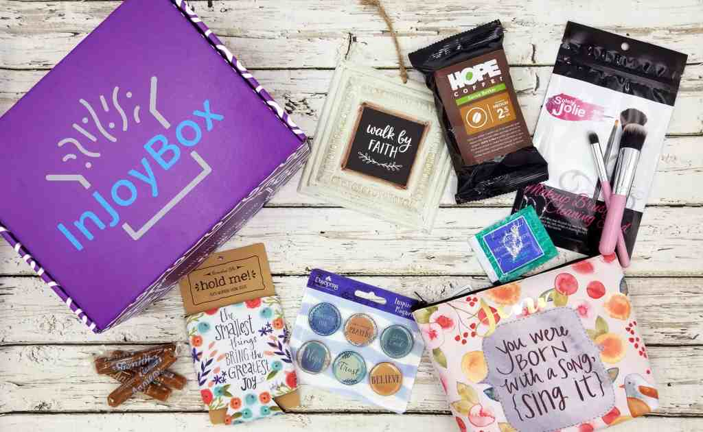 InJoyBox For Her with products