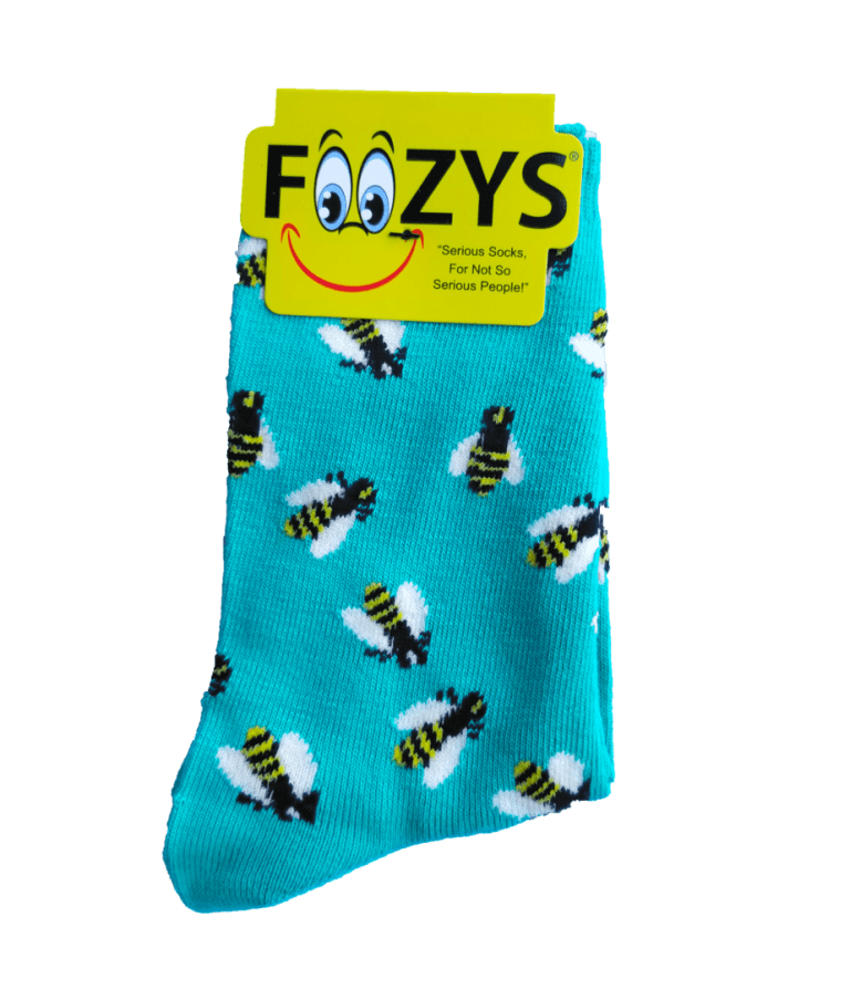 Bee Socks Foozys