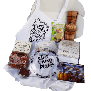 Enter His Presence with Thanksgiving – November Box
