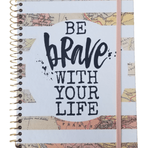 Be Brave Planner