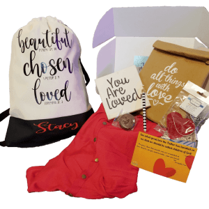 You Are Loved – February InJoyBox For Her