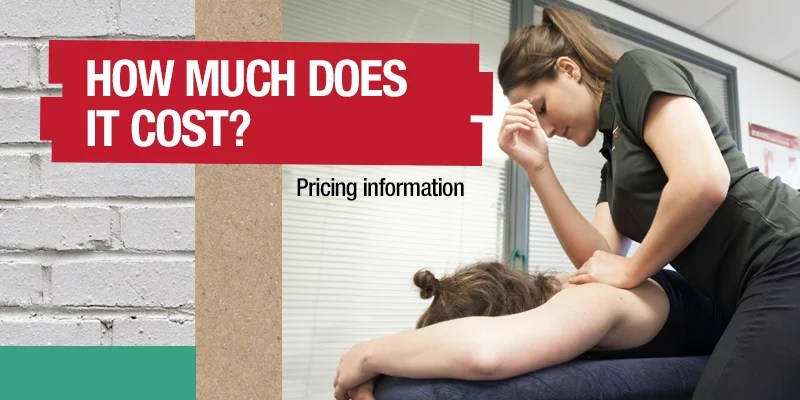 Injury Active Clinic Pricing