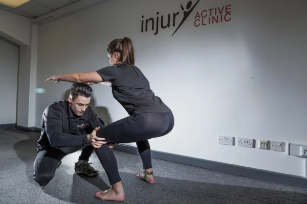 Injury Active Clinic Squat Therapy Workshop