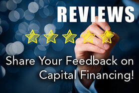 Capital Financing Customer Reviews: Pre-Settlement Funding & Cash Advance Testimonials