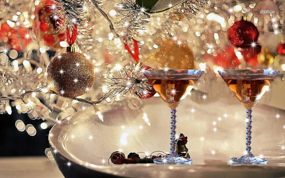 коктейли новый год1