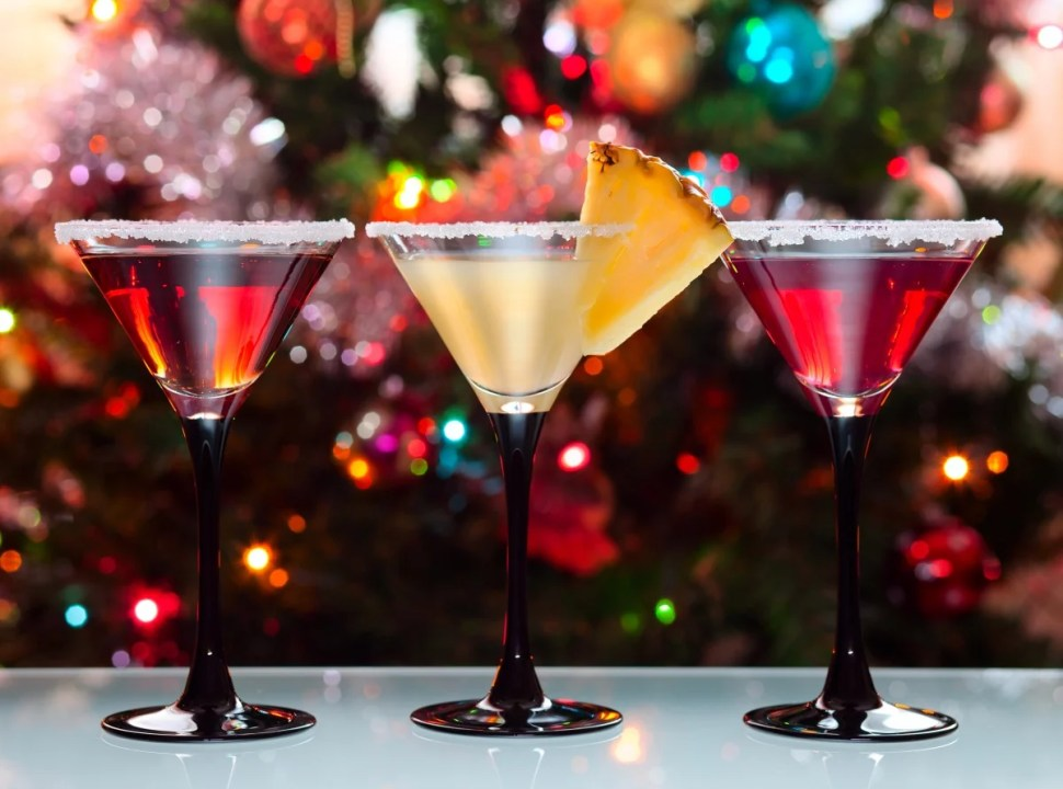 коктейли новый год2