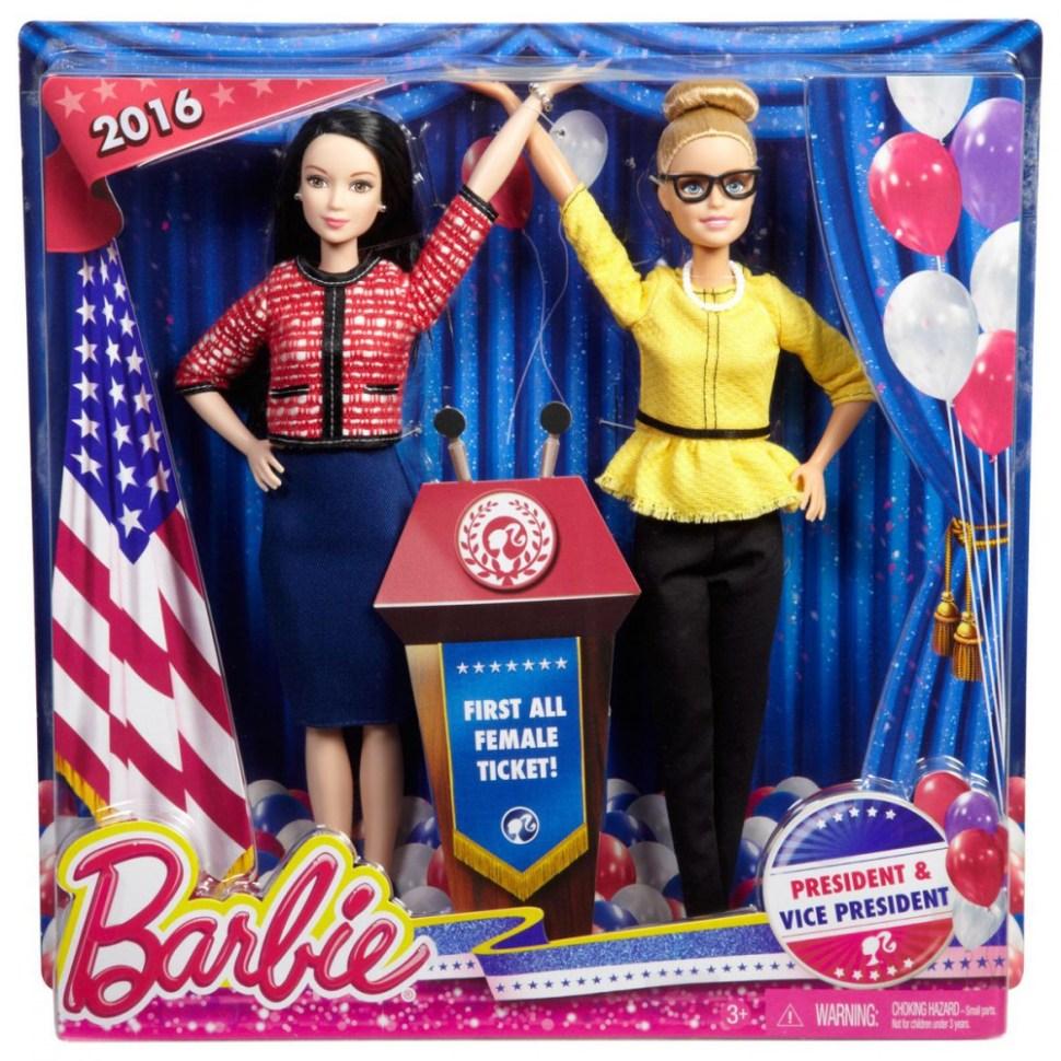Барби-президент