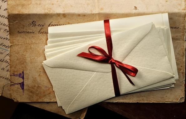 письмо любовь
